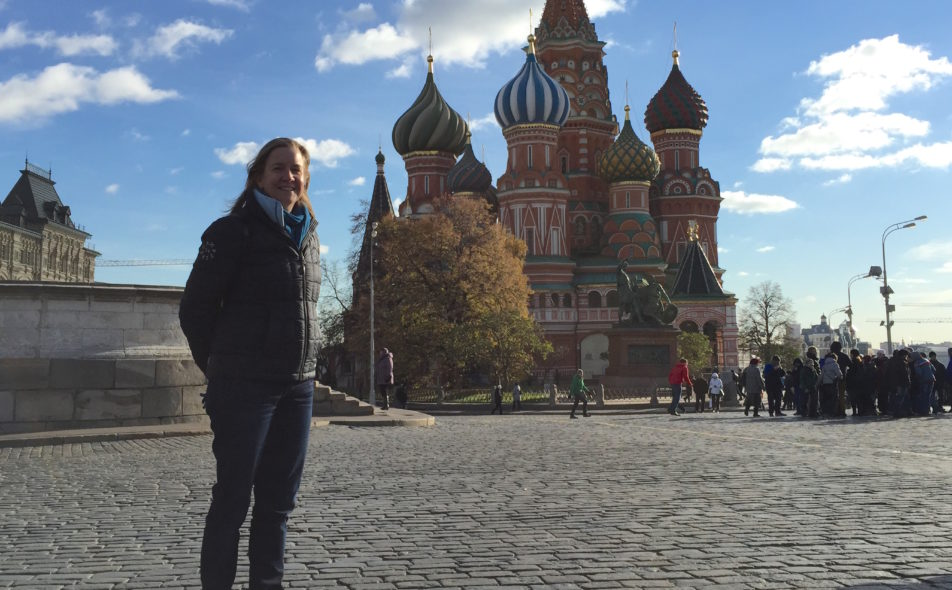 Red Square , Moscow 2015